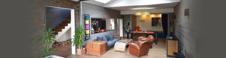Achat et location de lofts et appartement bordeaux for Achat immobilier loft